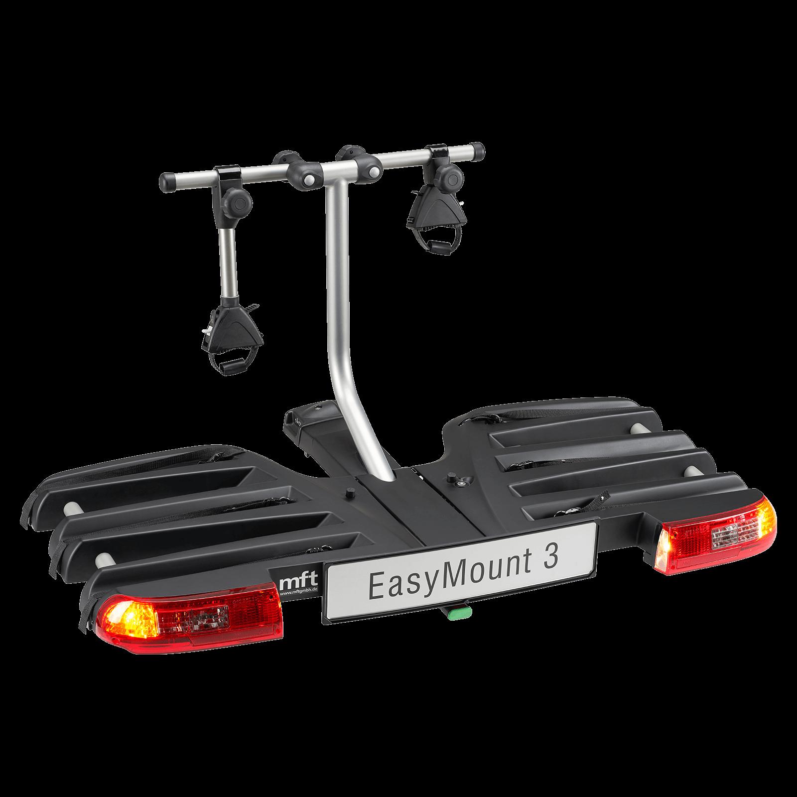 fahrradtr ger mft easy mount 3 f r 3 fahrr der montage. Black Bedroom Furniture Sets. Home Design Ideas