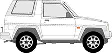 FEROZA Soft Top (F300)
