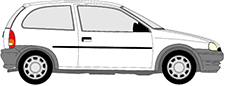 CORSA B (S93)