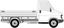 J5 Pritsche/Fahrgestell (280L)