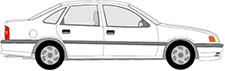 VECTRA A (J89)